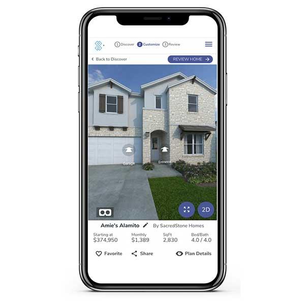myHouseby Fully Customizable Home